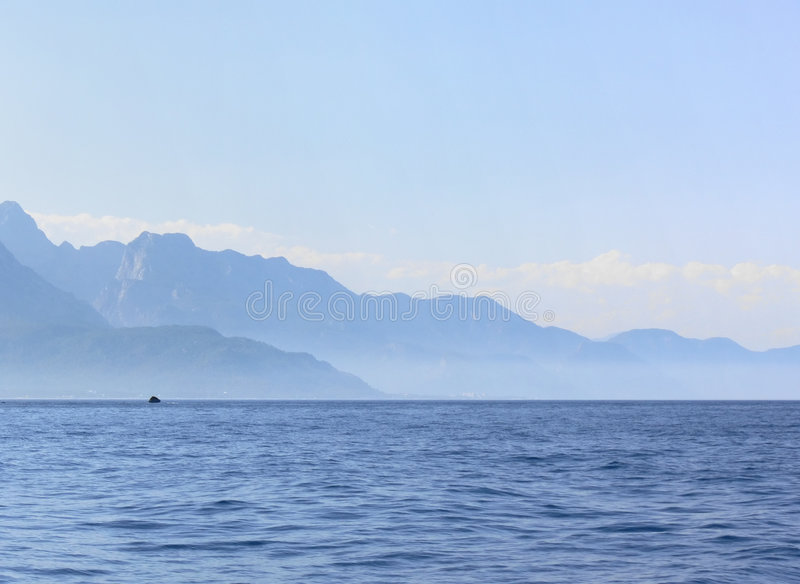 Download Seascape stock photo. Image of vacations, seascape, blue - 997140