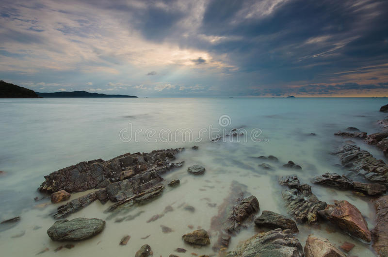 Download Seascape stock image. Image of ocean, wave, nature, travel - 30568579