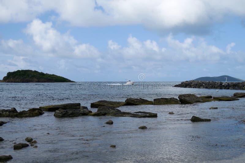 seascape för adriatic fartyghav royaltyfri foto