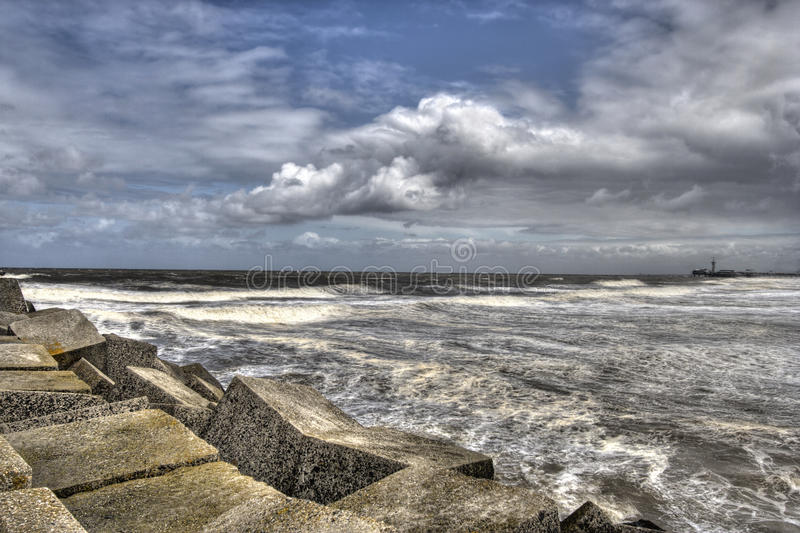 Download Seascape Holland stock image. Image of seascape, nature - 15607465