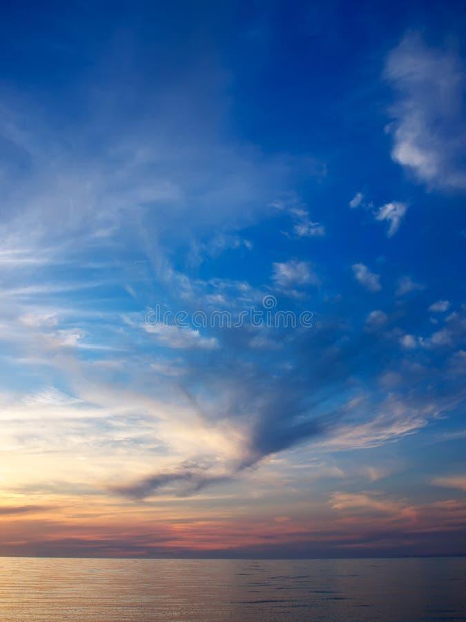 Download Seascape stock photo. Image of purple, coast, beach, rock - 31354760