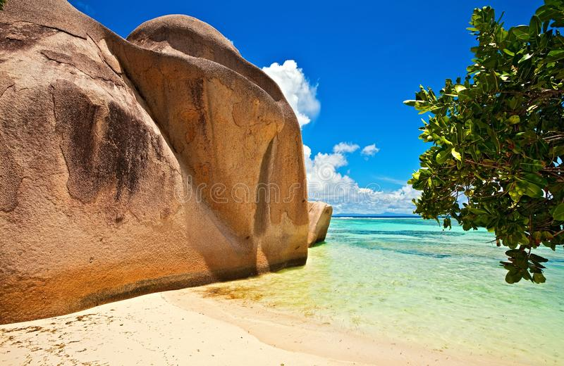 Download Seascape view stock photo. Image of mountain, shore, rock - 23238696