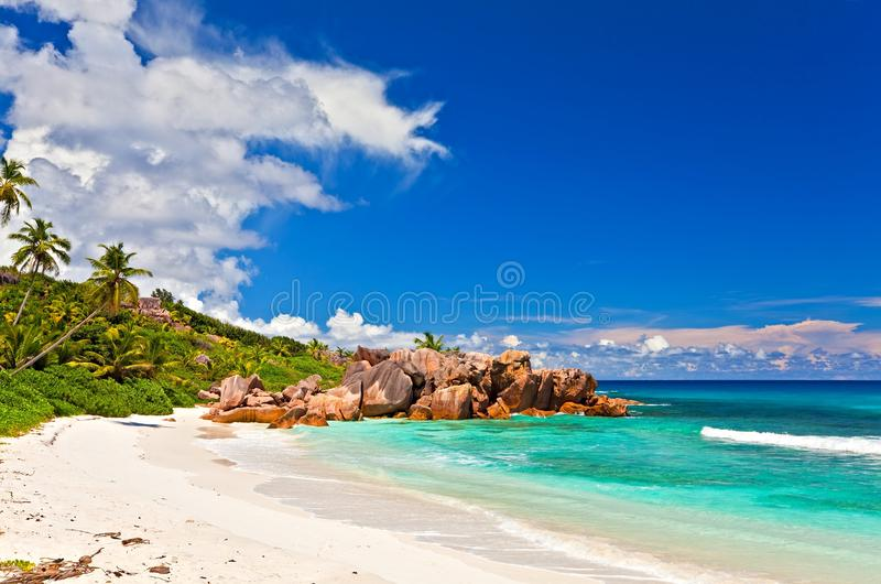Seascape View Royalty Free Stock Image