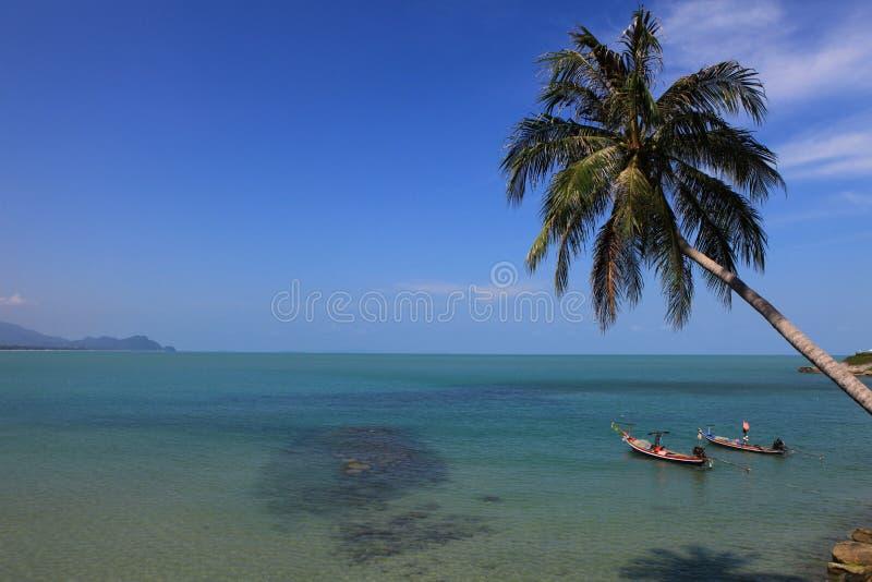 Seascape widok zdjęcia royalty free