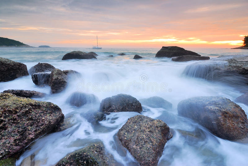 Download Seascapes stock photo. Image of landscape, background - 28373302