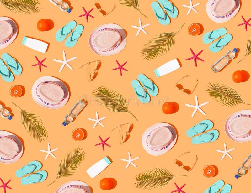 Seashell do Scallop na cor-de-rosa imagens de stock