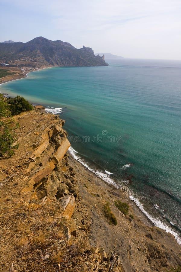Download Seashore stock photo. Image of rock, beach, seaside, ocean - 16402224