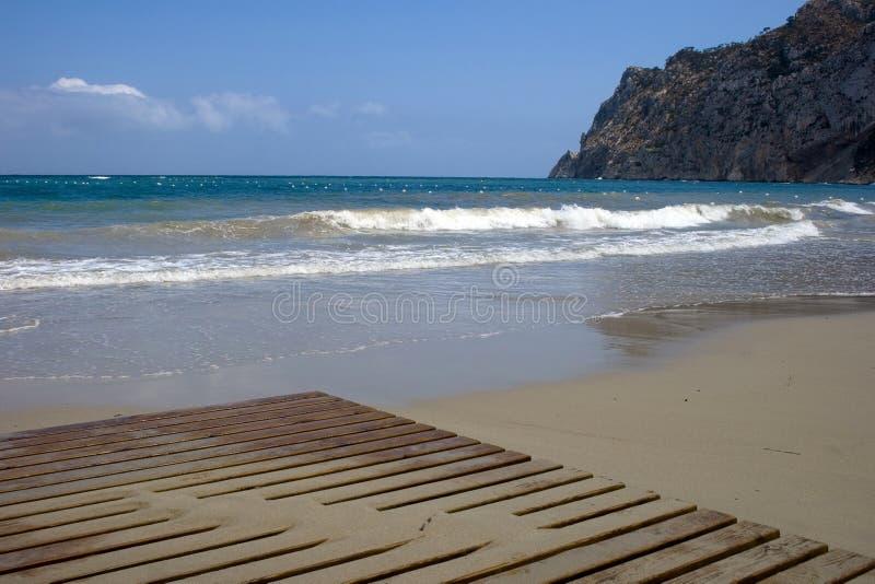 seashore arkivfoton