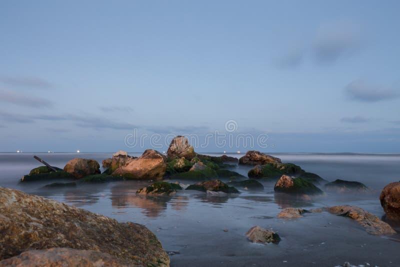 seashore image stock