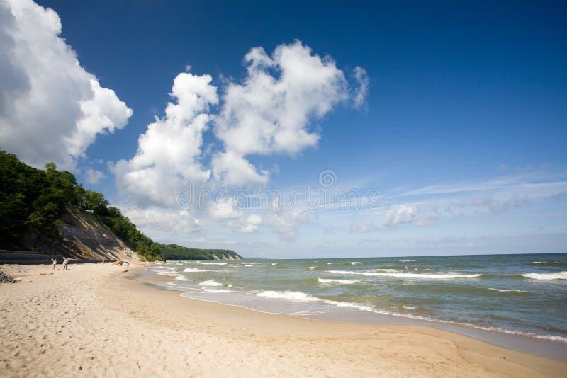 Seashore imagem de stock royalty free