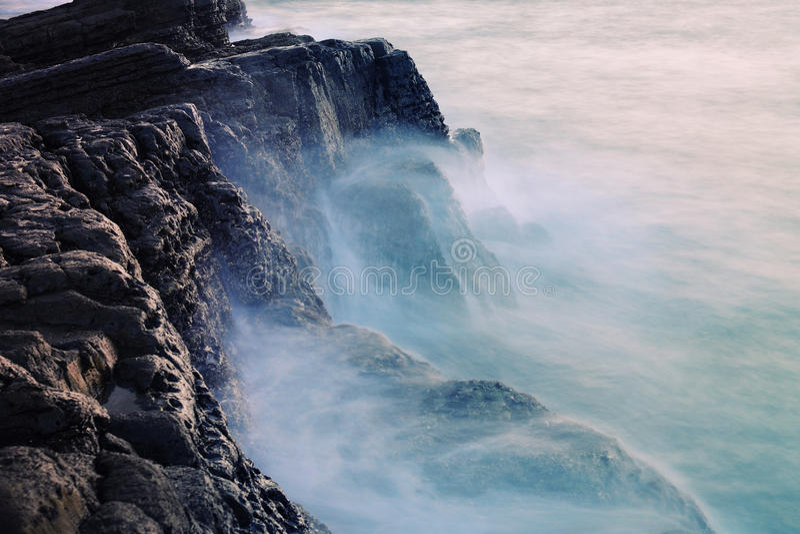 Download Seashore, Yi-Lan, Taiwan stock image. Image of taiwan - 18421275