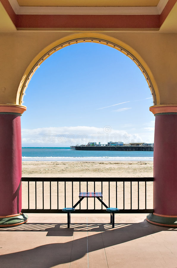 Seaside royalty free stock images