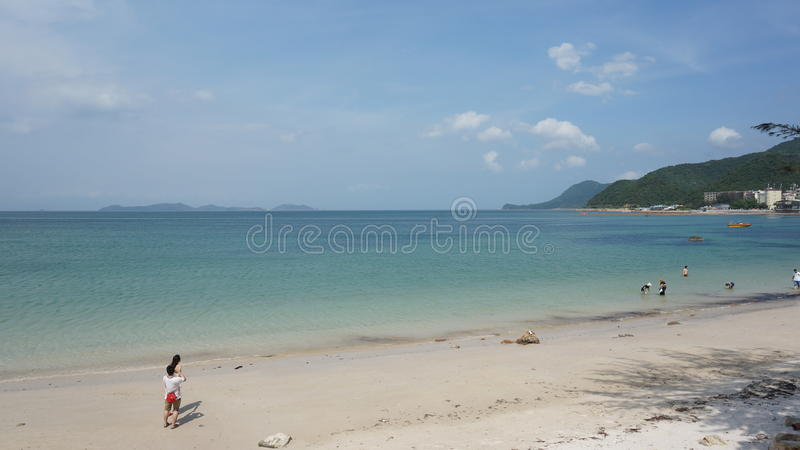 seaside fotografia stock libera da diritti