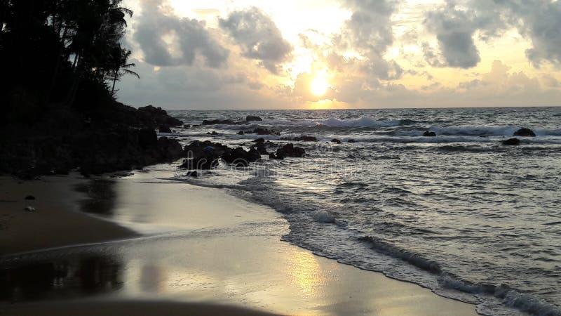 seaside image libre de droits