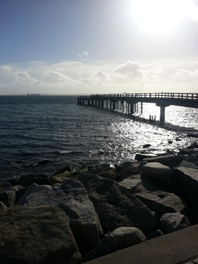 seaside images stock