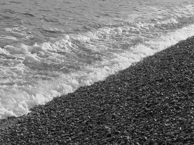 Download Seaside stock image. Image of white, stones, water, coast - 30374179