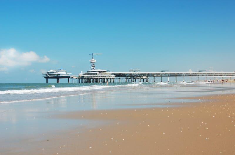 Download Seaside pier stock photo. Image of european, spot, europe - 10175872