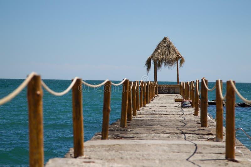 Download Seaside pier stock image. Image of nature, water, resort - 32432495