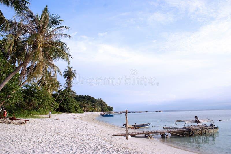 Seaside View stock photo