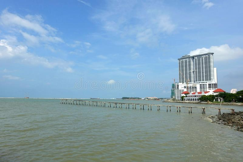 Seaside royalty free stock photos