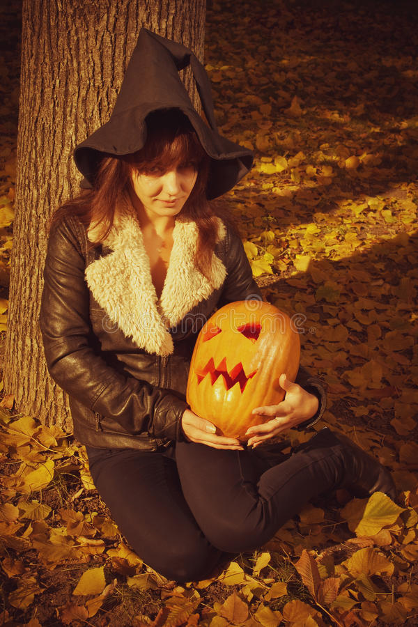 Download Season of witches stock photo. Image of evil, october - 27892314