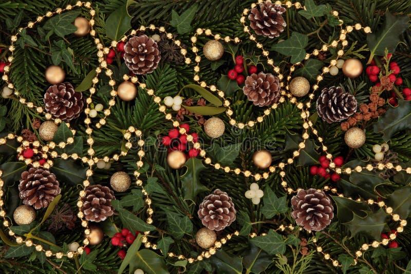 Seasonal Background Royalty Free Stock Images