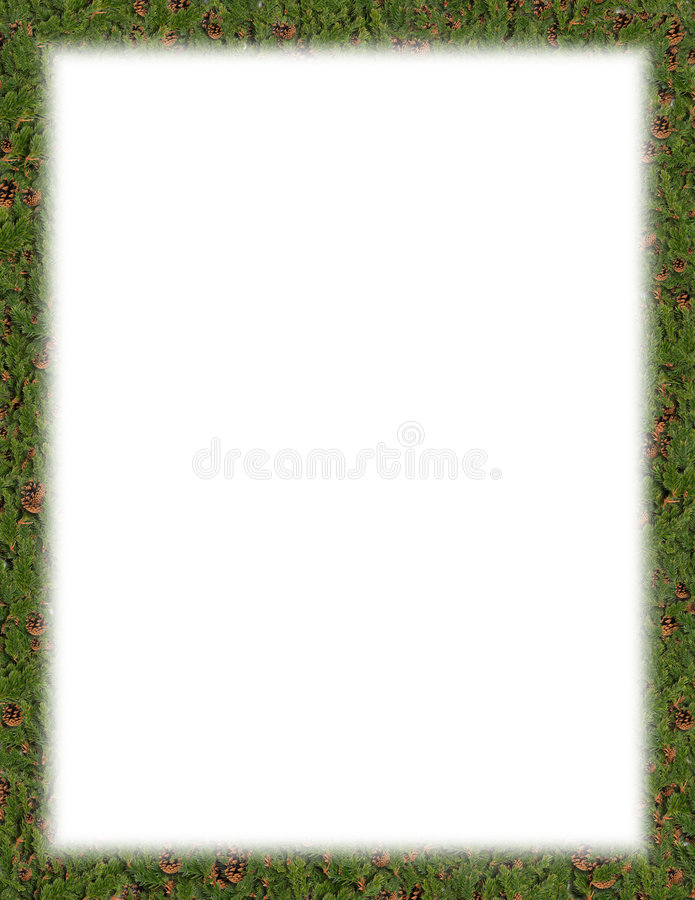 Seasonal Frame royalty free stock images
