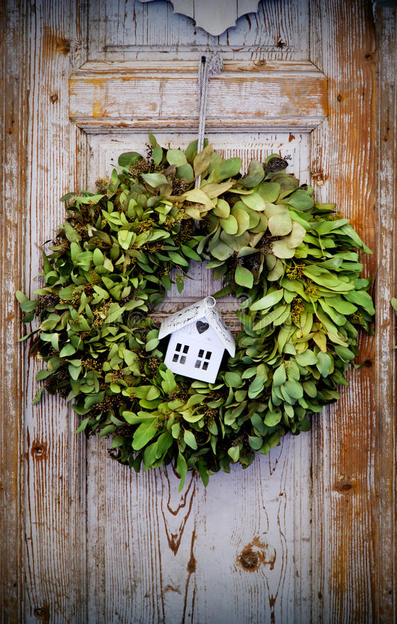Download Seasonal plant decoration stock image. Image of wooden - 21958703