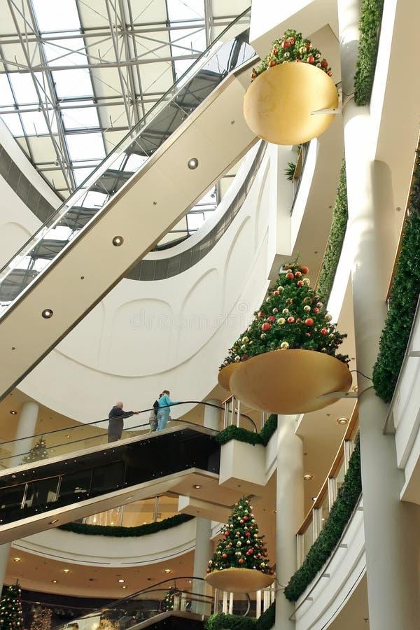 Seasonal shopping royalty free stock photos