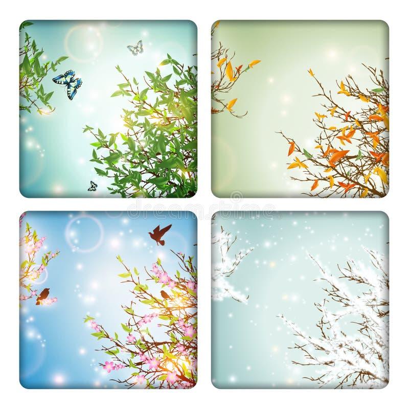 Download Seasons Stock Photo - Image: 25217140