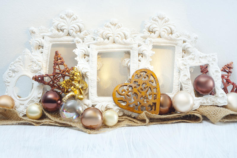 Download Seasons greetings card stock photo. Image of decoration - 39502078