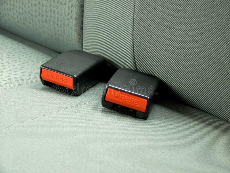 Seat belt royalty free stock photos