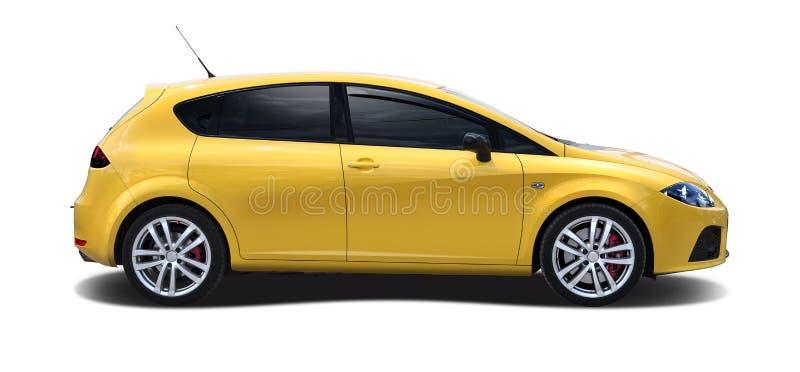 Seat Ibiza Cupra stock afbeelding