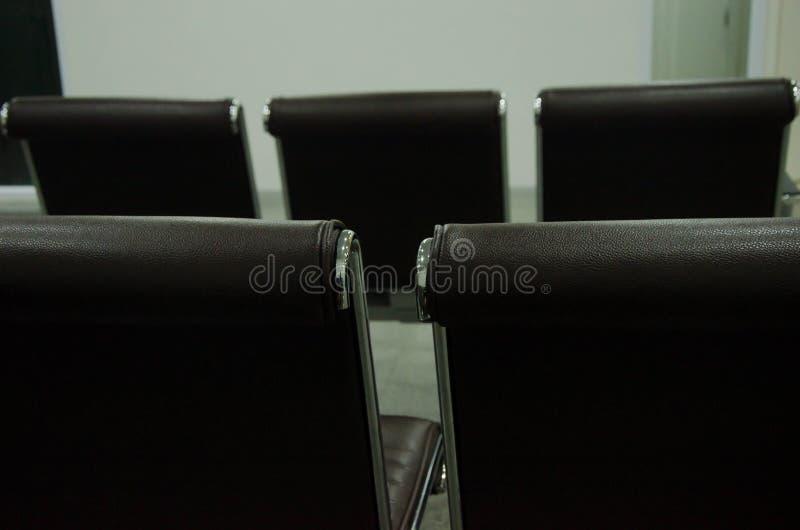Seat na frente da sala fotos de stock royalty free