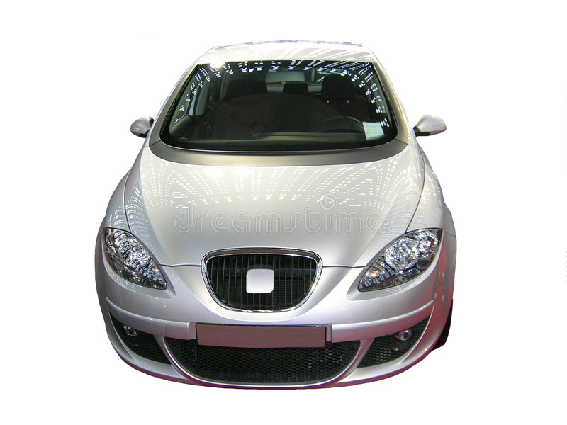 Download Seat toledo stock image. Image of race, front, fair, sport - 458769