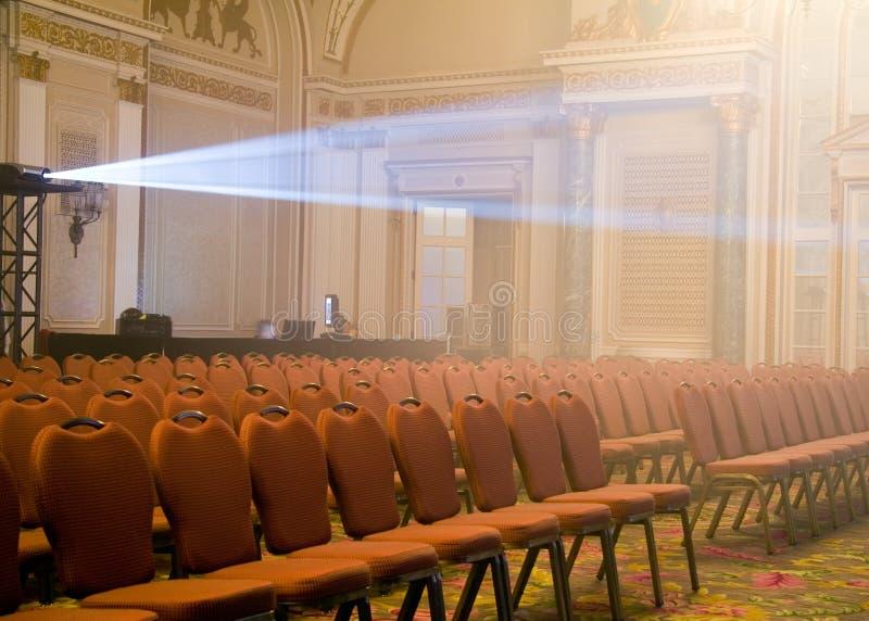 seating аудитории открытый стоковые фото