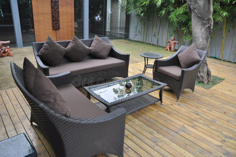 Download Seatings In Yard Royalty Free Stock Photo - Image: 17618525