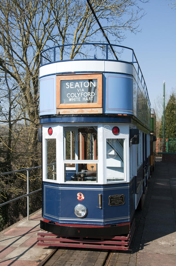 Download Seaton Tramway editorial photography. Image of tourist - 13441287
