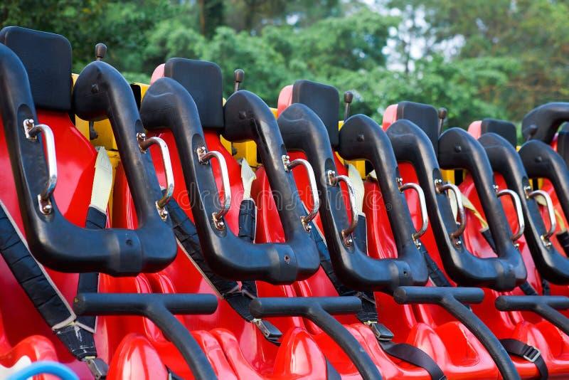 Download Seats in amusement park stock photo. Image of seats, sick - 27684612