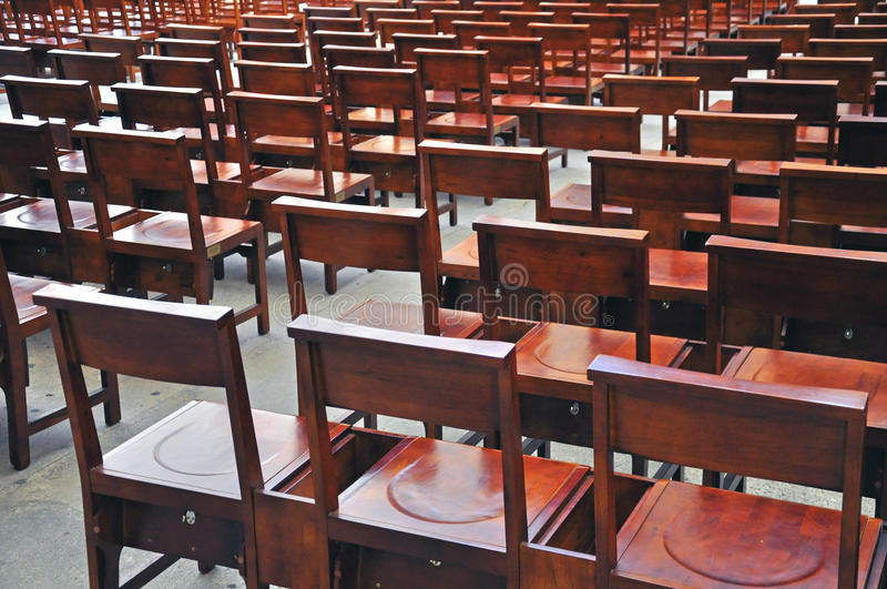 Download Seats in the church stock image. Image of teather, nobody - 38009759