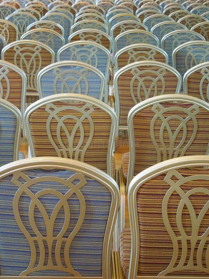 Seats stock photos