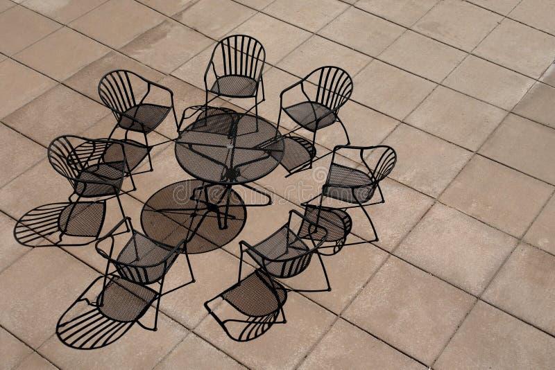 Seats and Shadows