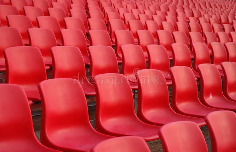 Download Seats at Stadium stock image. Image of seats, event, empty - 196529