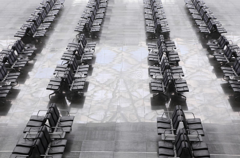 Download Seats In Station Hall In Waiting Room Stock Photos - Image: 28023343