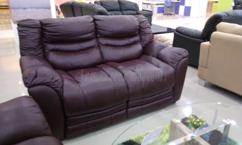 Seatter do sofá dois imagem de stock