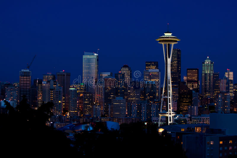 Seattle fotografia de stock