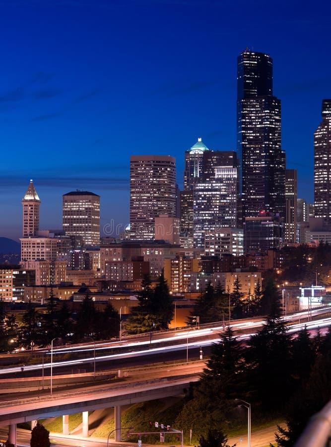 Seattle foto de stock royalty free