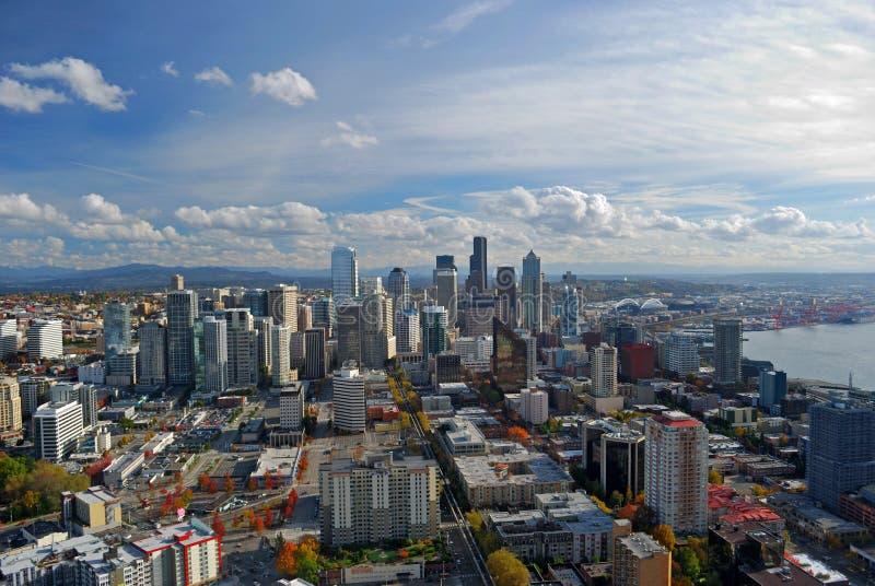 Seattle imagem de stock royalty free