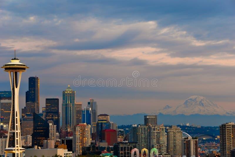 Seattle fotos de archivo libres de regalías