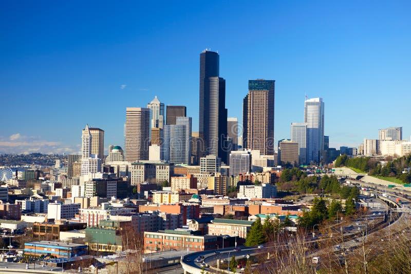 Seattle imagens de stock